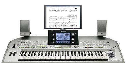 yamaha keyboard music book viewer. Black Bedroom Furniture Sets. Home Design Ideas